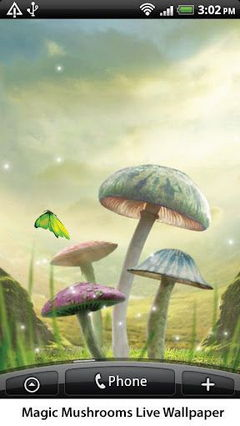 Magic Mushrooms 1.05