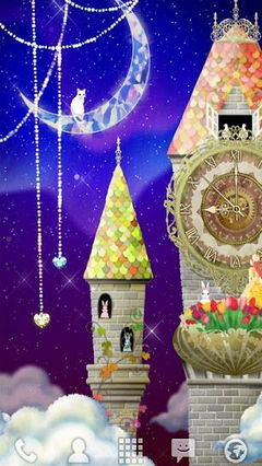 Magical Clock Towerallpaper