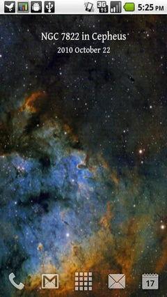NASA (APOD) Lite Live Wall