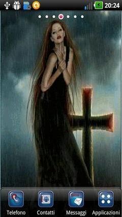 Cross Rain