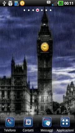 London Rain Lwp