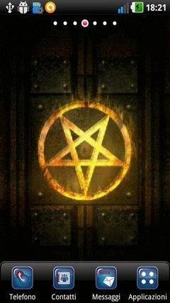 Fire's Pentagram