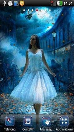 Tanzen In Der Regen Lwp