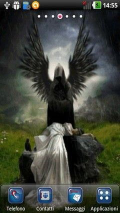 The Angel Of Death Lwp