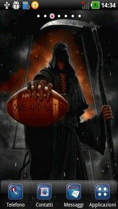 Football's Demon