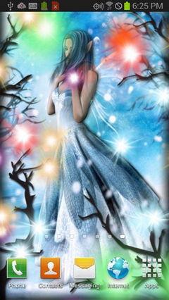 Magical Blue Fairy