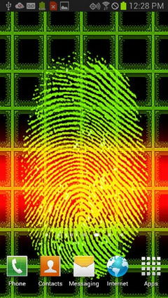 Green Fingerprint Security