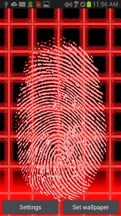Red Fingerprint Security