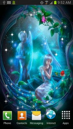 Lonley Dreamscape Angel