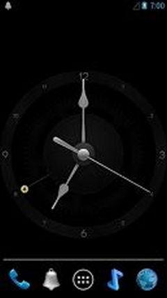 doubleTwist Swiss Clock