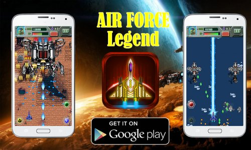 Air Force Legend 2015