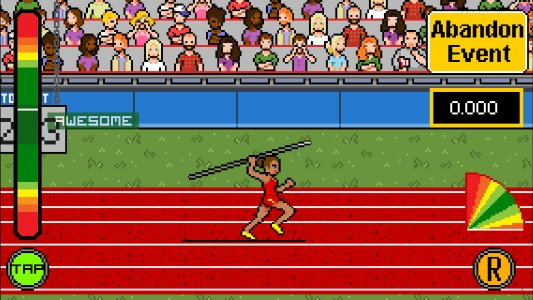 Athletics - World Challenge