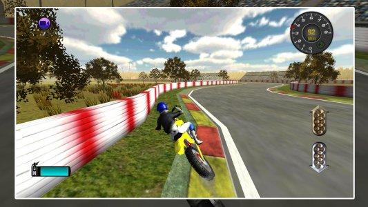 Moto Racing Rival