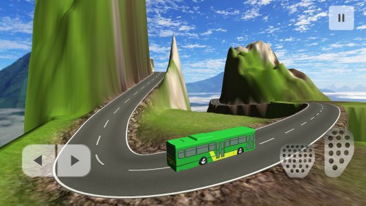 Bus Driving Simulator