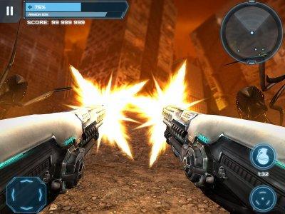 Combat Trigger: Modern Shooter