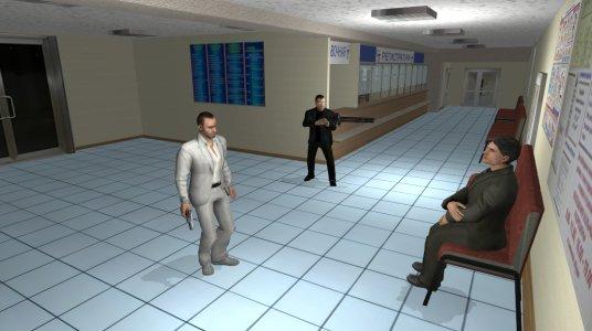 Criminal Russia 3D.Gangsta way