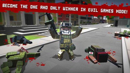 Cube Z (Pixel Zombies)