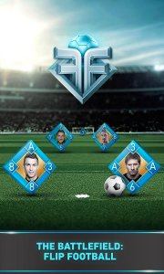 Flip Football: Soccer game