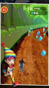 بالفرس تشغيل - لعبة مجانية الج