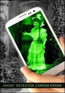 Ghost Camera Detector