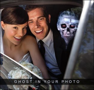 Ghost in your pictures