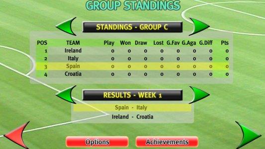 Gravity Football Euro 2012