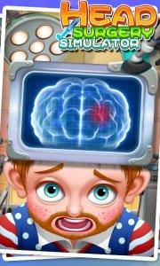 Head Surgery Simulator
