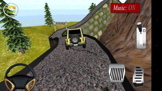 Hill Climb Race 3D 4X4