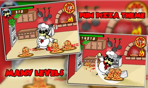 Horror Pizza 1: Pizza Zombies