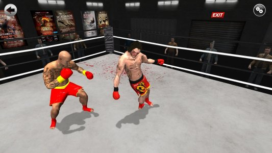 Kickboxing Fighting - RTC