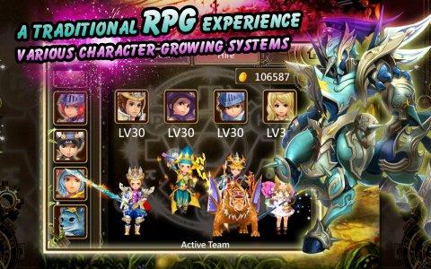 Legend of Roland: Action RPG