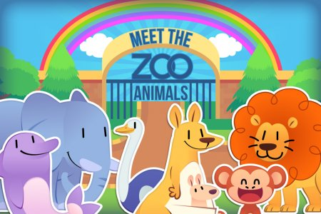 Meet Zoo Animals