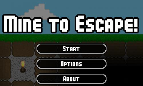 Mine to Escape