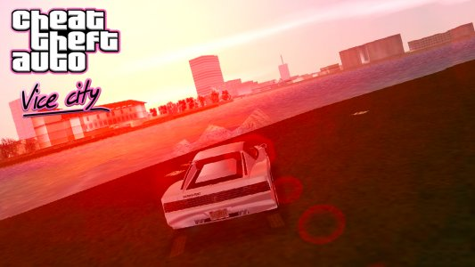 Mod Cheat for GTA Vice City