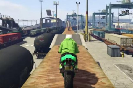 Moto San Andreas!