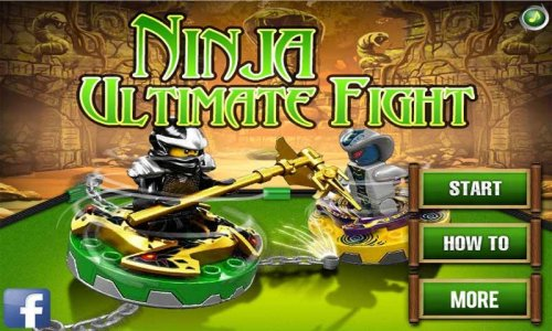Ninja Ultimate Fight