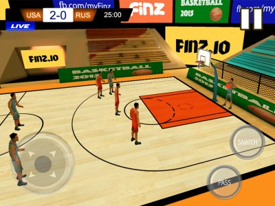 Play Basketball Hoops 2015