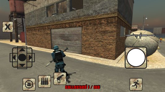 S.W.A.T. Zombie Shooter