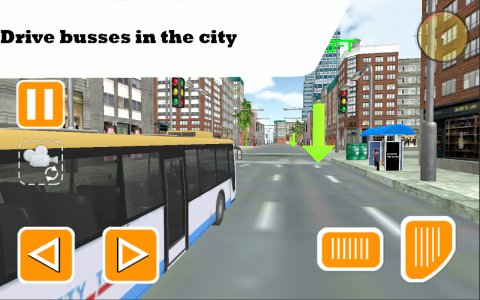 City Bus Driver Sim