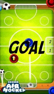 Soccer Air Hockey