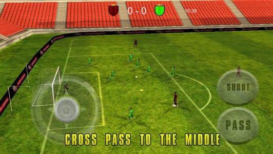 Soccer 3D Game 2015