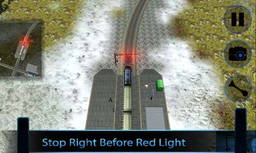 Speed Train Simulator 3D