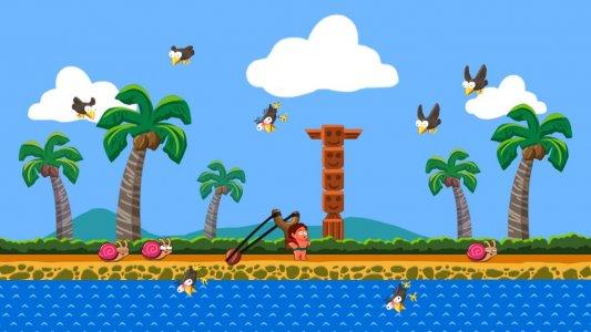 Splashy island