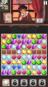 Stolen Jewels: Match 3 Puzzle