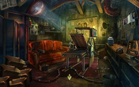 Stray Souls 2 Free. Mystical Hidden Object Game