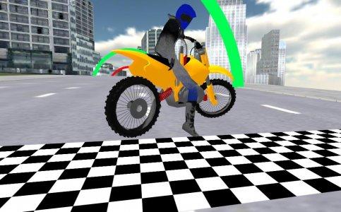 Extreme Motorbike Racing 3D