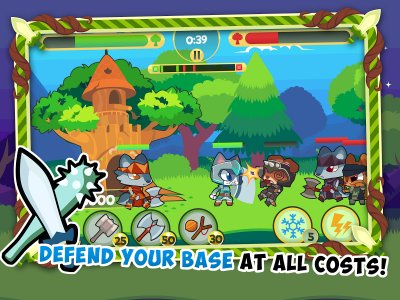 Tree Fortress 2 - Tower And Kingdom Defense Game
