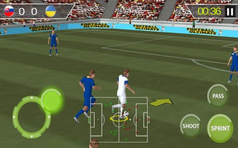 Ultimate Football Real Soccer