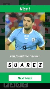 World Football Quiz 2014