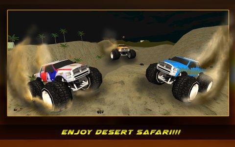4x4 Desert Safari Stunt Truck